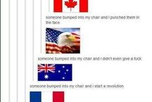 Country's on tumblr / Because there are so many pin about it, it deserves its own board