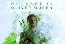 My name is Oliver Queen and I am The Green Arrow / One of my all time favourite shows
