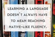 FOREIGN LANGUAGE / LEARNING NEW LANGUAGE