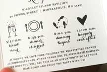 Don't forget to RSVP / Do you swoon over pretty papers and fun fonts?  Well, so do we!