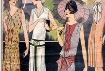 Los '20 / Fashion, Art Deco