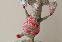 Arts and crafts - Inspirational people on the internet / by Louisa Higgins