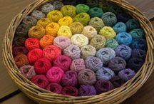 Yarn addiction  / by Louisa Higgins