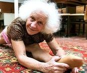 """Aging Well / """"It is possible at any age to discover a lifelong desire you never knew you had.""""  ~ Robert Brault"""