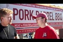 BBQ Legend Interviews  / Learn more from the legends of barbecue at http://www.youtube.com/PorkBarrelBBQ