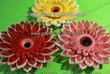 Quilling Tutorial / by TRupti More