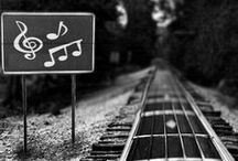 """Music / """"Music is a higher revelation than all wisdom and philosophy."""" ~ Ludwig van Beethoven"""