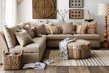 Living Rooms / by April Lewis