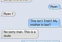 Text Happy / Conversation - the original instant message.
