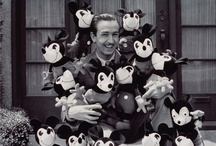 Hero: Walt Disney / A very personal board dedicated to my hero. I doubt many will be interested but if you are and enjoy the pictures then I'm very happy.