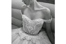 Bridal Gowns & Jewels / by Ruby Shay
