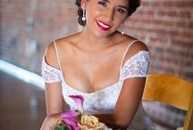 Ruby's bridal shoot