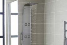 Shower Panels / Contemporary and different our shower panels provide the very best in modern bathroom facilities.