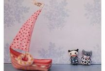 Arts and crafts - Crafty ideas worth pinching... / by Louisa Higgins