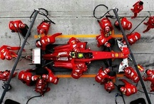 Cars-Ferrari / by Bill Warner