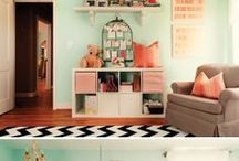 nursery/kid's room / by Jessica Conner