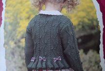Yarn addiction - Children's woolies / by Louisa Higgins