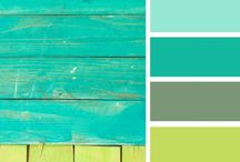 Color Palettes / by Red Persimmon Imports - Katrina Ulrich
