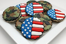 Military Package Treats / Treat ideas for Military Care Packages / by Michelle