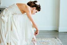 Ethereal Ballerina   Wedding Inspiration