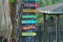 Directional tree signs