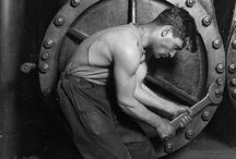 Lewis Hine / Lewis Hine made the human condition central to his work.