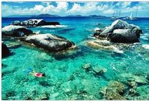Dream Vacations / My Dream Vacation Destinations! Sun and Sand and Places to See!