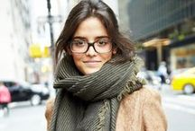【fashion】 Girls in Glasses / Fashionable and stylish woman that wear glasses.