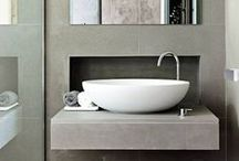 Small Bathroom Ideas / Make the most of your petite bathroom...