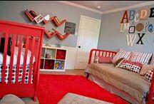 """Bradleys Big Boy Room / Ideas for Bradleys """"big boy"""" room!  / by Jennifer Bolte"""