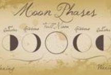Moon&Moon / - Moon -  / by Valerie Cochran