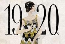 Art Deco, Flapper / 1920, 1930, Art Deco / by André Gutzwiller