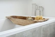 """Master Bath Renovation / """"Noble deeds and hot baths are the best cures for depression.""""  ― Dodie Smith, I Capture the Castle"""