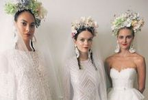 Mexican Wedding / Traditional, bohemian or modern sleek – add some Latin flavour to your big day with a gorgeous Mexican wedding gown. Brides can get creative with meticulous hand-embroidery and beading, or intricate lace and crochet details. Alternatively, you can opt for a pop of colour with a bold black or feisty red number and vibrant accessories. Colourful bridesmaids' dresses are another option to add Mexican fashion to your fiesta.