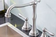 Kitchen Faucets / Stylish kitchen faucets to enhance any interior