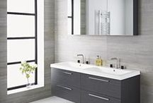 Bathroom Vanities / Create a neat and tidy bathroom with a stylish vanity.