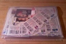Coupon Crazy / I love coupons and getting great deals.  Coupons to me are money!