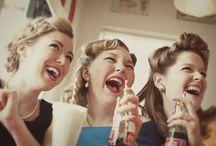 girls!! Just wanna have fun! / by Emerald ,,, Retromama!!