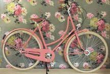 Pretty & pink  / by Emerald ,,, Retromama!!