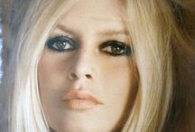 DECADES of Brigitte Bardot / Brigitte Bardot sexy French France icon actress bombshell singer blonde hair  / by Don Malot