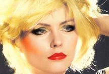 DECADES of Debbie Harry aka Blondie / Debbie Harry, Blondie, 80's music, new wave music , pop music, disco, studio 54, b & w photography,  / by Don Malot