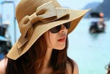STYLE | YOU CAN LEAVE YOUR HAT ON...
