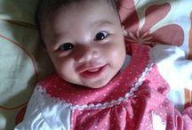 Alea Khalisa Saqeenabudy / My second angel