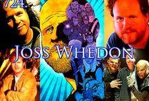 Wonderful World of Whedon / by Sarah Rose