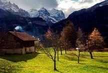 Switzerland / my most beloved destination