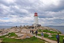 Peggy's Cove / Peggy's Cove is probably one of the most beautiful spots in Nova Scotia.  It is a photographer's dream!  Do you like roaming huge boulders on the coastal...this is the place!