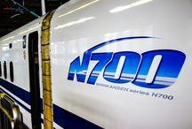Shinkansen on Business trip / Shinkansen on Business trip