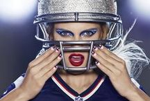 NFL GAMEFACE / Kick off game day with Covergirl's first-ever #GAMEFACE for the NFL  / by COVERGIRL
