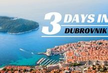 Croatia / Travel with Bender.  Family Travel made easy in Croatia. Includes Split, Zagreb & Dubrovnik.