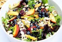 Food - Soups, Salads, Veggies & Sides